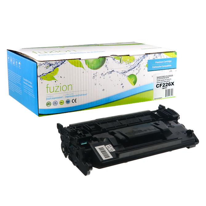 HP CF226X MICR High Yield Toner Cartridge - Black
