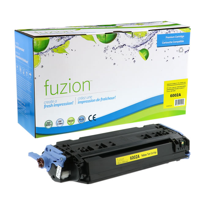 HP Colour Q6002A Toner - Yellow