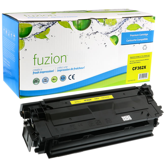 HP Colour CF362X HY Toner - Yellow